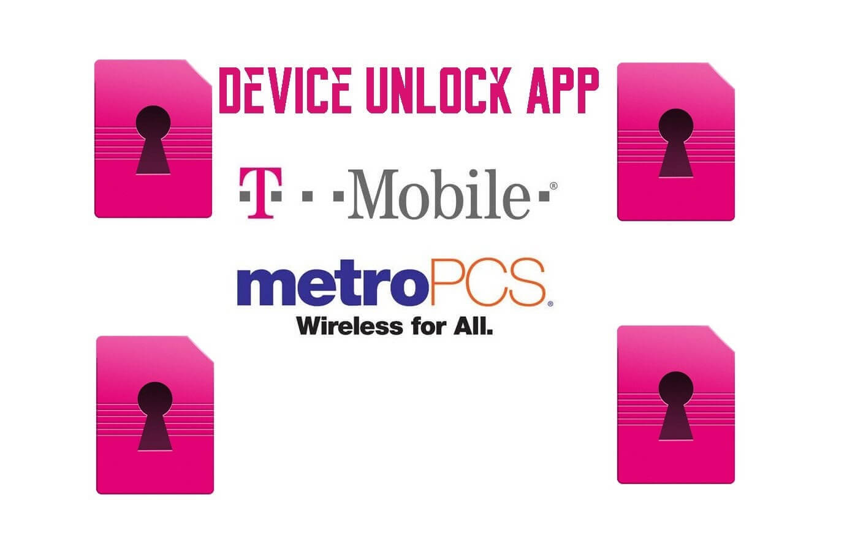 Como desbloquear por Device unlock metropcs, y T-mobile