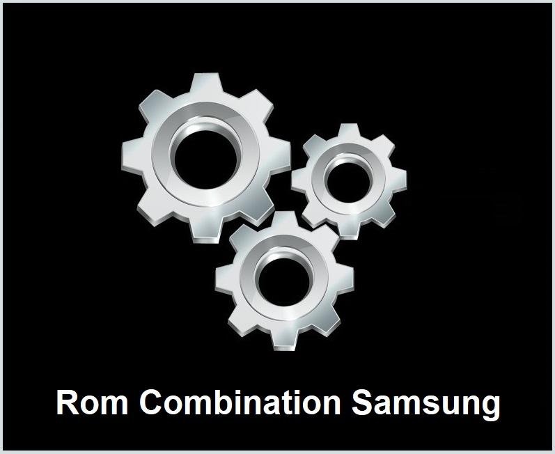 Combinatión Samsung J327p Todas las versiones