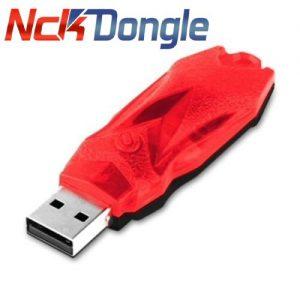 nck dongle catálogo de caja de liberacion