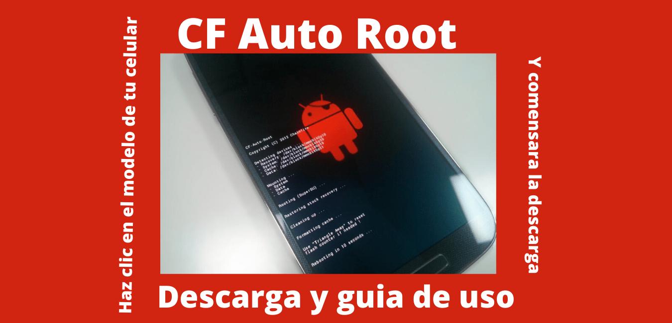 CF Auto Root apk j727a