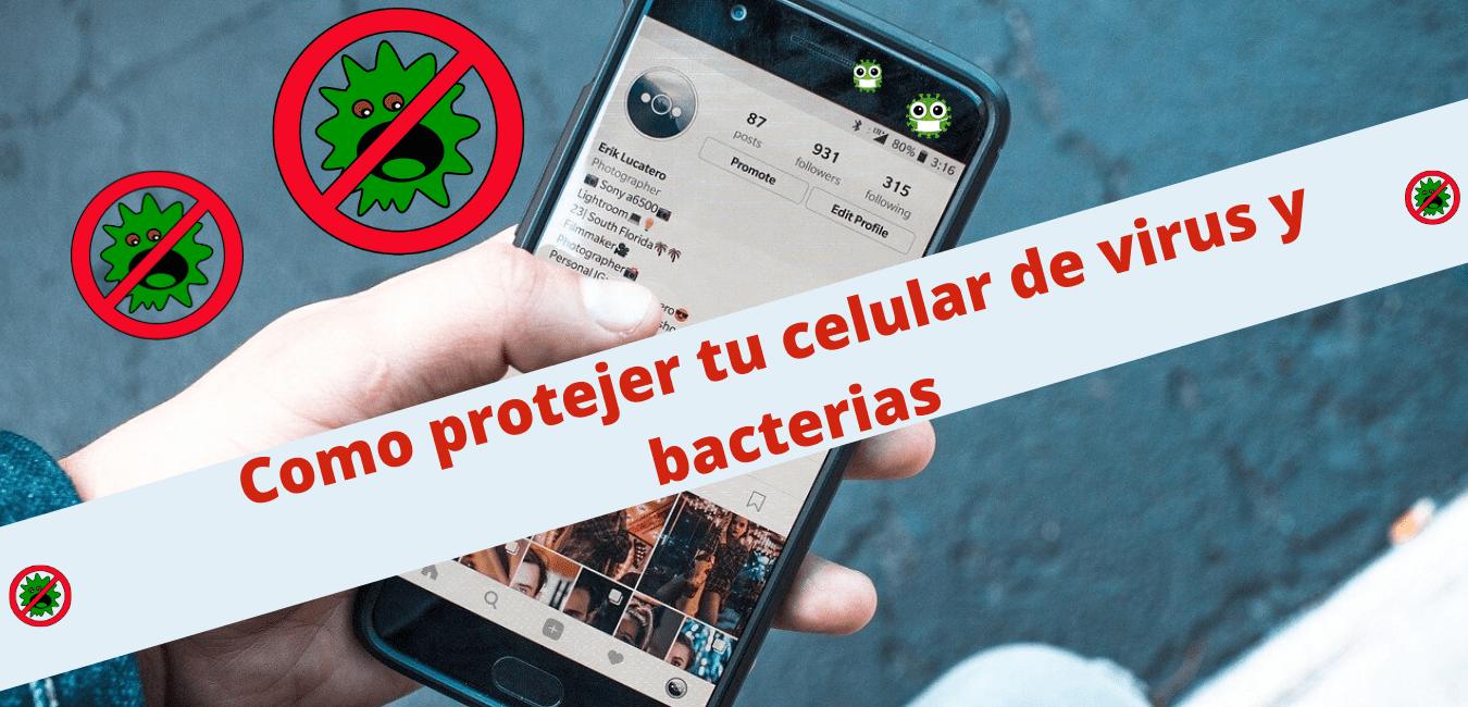 como desinfectar mi celular samsung, iphone con alcohol