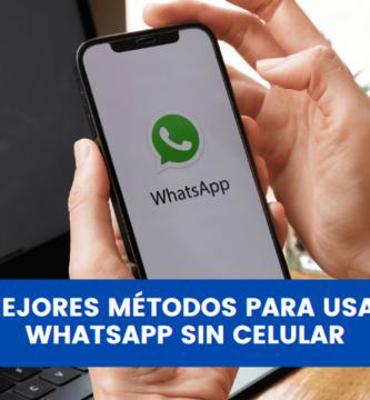 como tener whatsapp en pc sin celular y sin emulador
